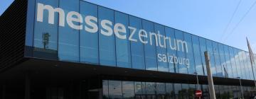 Messezentrum Salzburg: Hotels in der Nähe