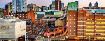 Hotels near Leeds City Train Station
