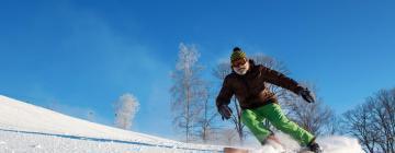 Hotels near Tiffindell Ski resort