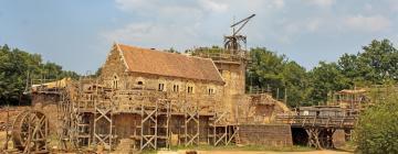 Hôtels près de: Château de Guédelon