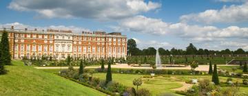 Hotels near Hampton Court Palace