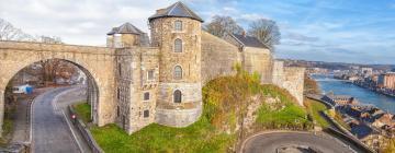 Hotels near Citadelle de Namur