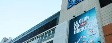 Hotéis perto de: Centre Bell