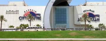 Hotelek a Bahrain City Centre Mall bevásárlóközpont közelében