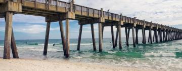 Hotels near Pensacola Beach Gulf Pier