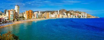 Hoteles cerca de Playa de Levante