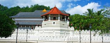 Hotels near Sri Dalada Maligawa