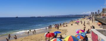 Hoteles cerca de Playa Ancha