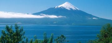 Hotels near Todos Los Santos Lake