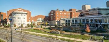 Hotels near University of Kentucky Albert B. Chandler Hospital