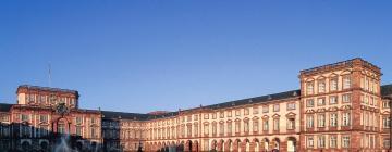 Hotels near University of Mannheim