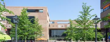 Hotels near Breda Station