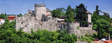 Hotels near Trsat Castle