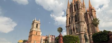 Hoteles cerca de Iglesia de San Miguel Arcángel