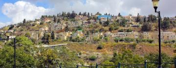 מלונות ליד הר כנען