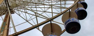 Zábavný park Attractiepark Slagharen – hotely v okolí