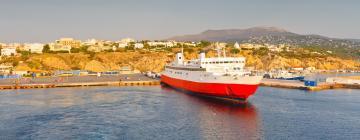 Hotels near Rafina Port