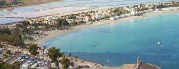 Spiaggia del Poetto: hotel