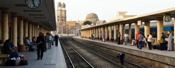 Hotels near Luxor Train Station