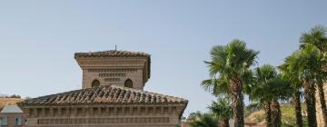 Bahnhof von Toledo: Hotels in der Nähe