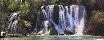 Hotels near Kravice Falls