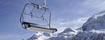 Hotels near Express des Lindarets Ski Lift
