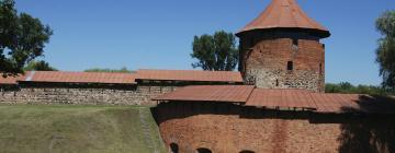 Hotels near Kaunas Castle