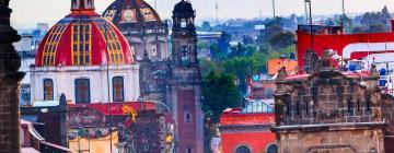 Hoteles cerca de Centro de Querétaro
