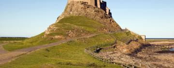 Hotels near Lindisfarne Castle
