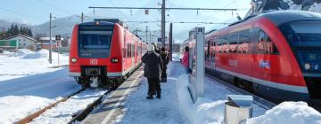 Bahnhof Reutte in Tirol: Hotels in der Nähe