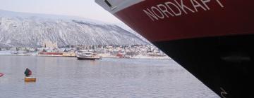 Hotels near Hurtigruten Terminal Tromsø