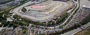 Hotels near Circuit of Catalunya