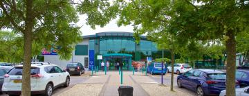 Hotels near Winchester Services M3