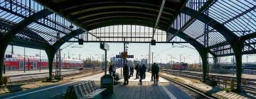 Hauptbahnhof Oldenburg: Hotels in der Nähe