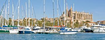 Hoteles cerca de Puerto de Palma de Mallorca
