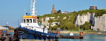Hotels near Dieppe Port