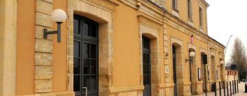 Hotels near Bayeux's Train Station
