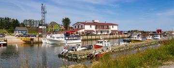 Hotéis perto de: La Vieille Usine de l'Anse à Beau-Fils