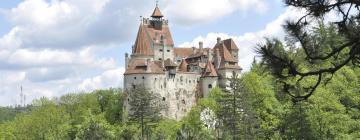 Hotels near Bran Castle
