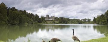 Hotels near Eastnor Castle