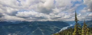 Hotels near Mount Revelstoke National Park