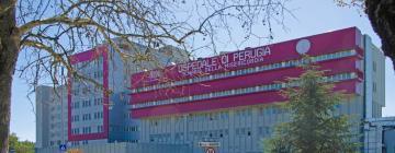 Hotelek Santa Maria della Misericordia Kórház közelében