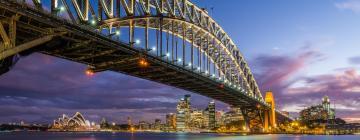 Hotéis perto de: Ponte da Baía de Sydney