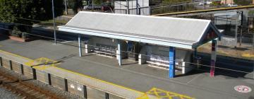 Hotels near East Perth Station