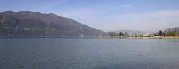 Jezero Bourget – hotely poblíž