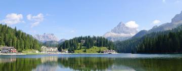 Hoteles cerca de Lago Misurina