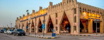 Hotéis perto de: Riyadh Train Station