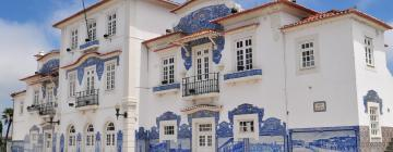 Hotels near Aveiro Train Station