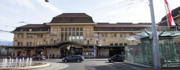 Hotels near Lausanne Railway Station