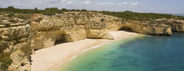 Hotéis perto de Praia da Marinha